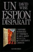 Un espion disparaît